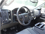 2018 Silverado 3500 Regular Cab 4x2,  Royal Contractor Body #C157854 - photo 8