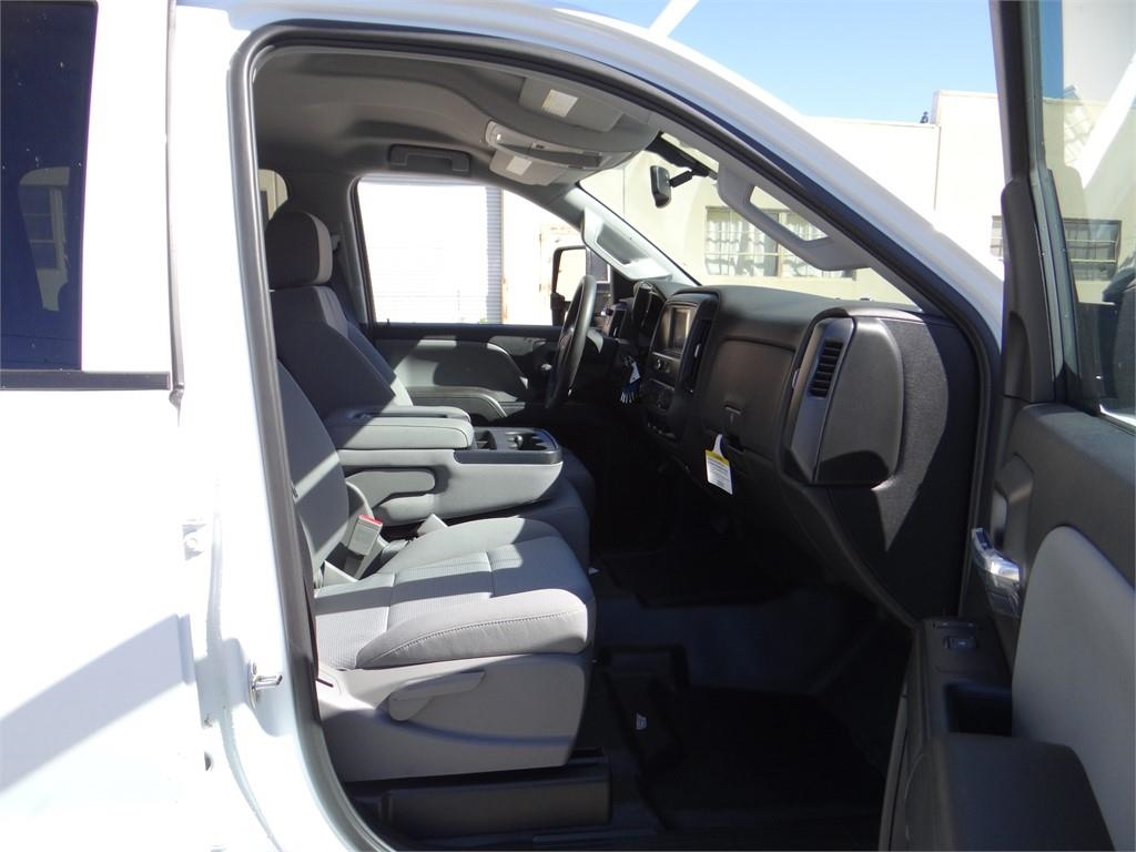 2018 Silverado 2500 Crew Cab 4x2,  Harbor Service Body #C157914 - photo 25