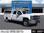 2018 Silverado 2500 Crew Cab 4x2,  Harbor Service Body #C157914 - photo 1