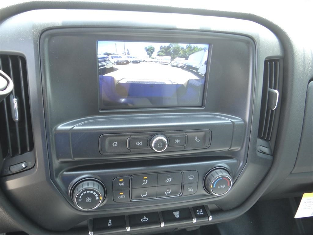 2018 Silverado 3500 Crew Cab 4x2,  Royal Service Body #C157915 - photo 11