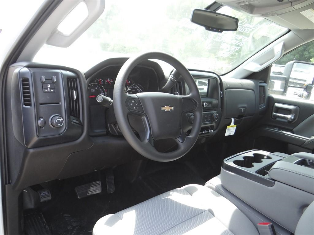 2018 Silverado 3500 Crew Cab 4x2,  Royal Service Body #C157915 - photo 9