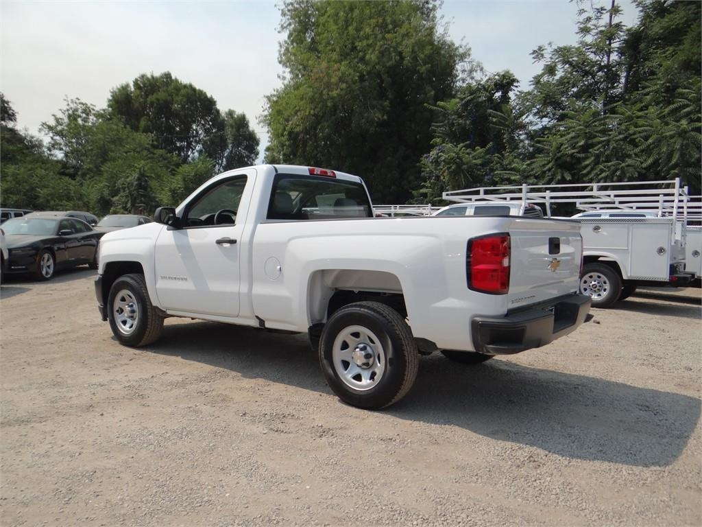 2018 Silverado 1500 Regular Cab 4x2,  Pickup #C158000 - photo 5