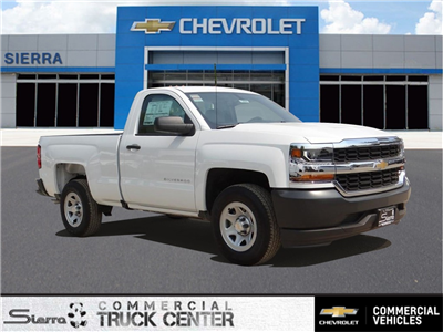 2018 Silverado 1500 Regular Cab 4x2,  Pickup #C158000 - photo 1