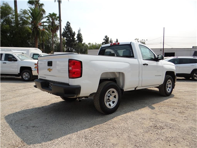 2018 Silverado 1500 Regular Cab 4x2,  Pickup #C158000 - photo 2