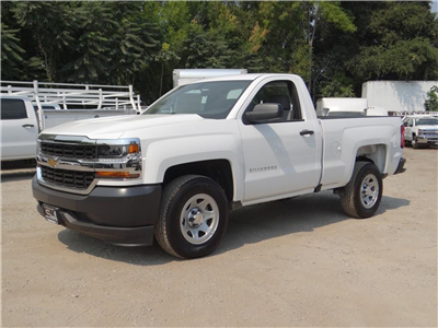 2018 Silverado 1500 Regular Cab 4x2,  Pickup #C158000 - photo 7