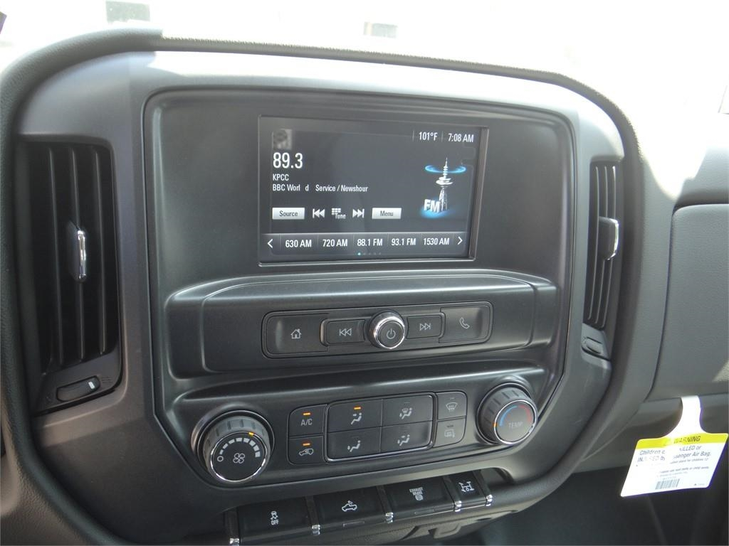 2019 Silverado 3500 Crew Cab 4x2,  Martin's Quality Truck Body Contractor Body #C158007 - photo 11