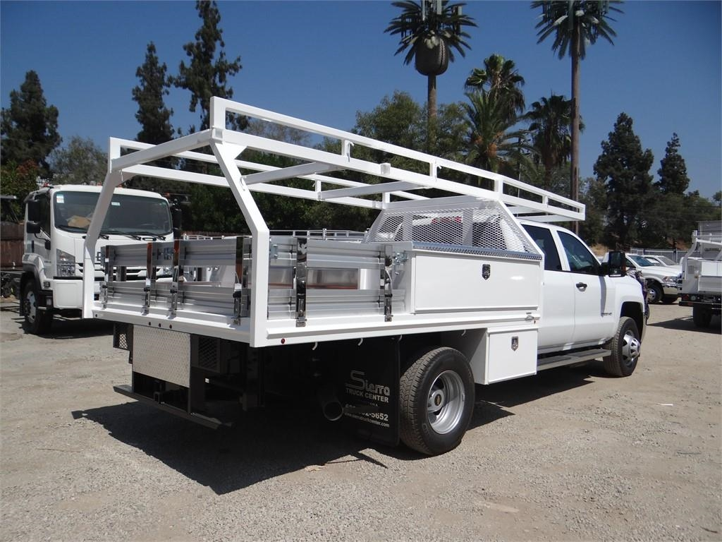 2019 Silverado 3500 Crew Cab 4x2,  Martin's Quality Truck Body Contractor Body #C158007 - photo 2