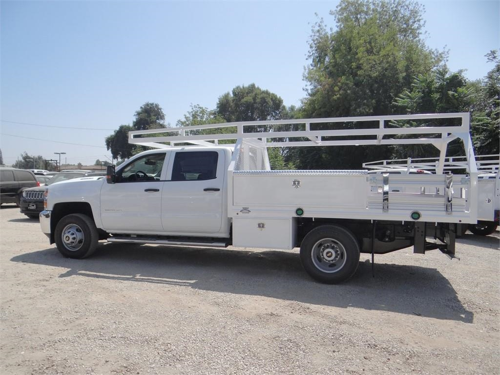 2019 Silverado 3500 Crew Cab 4x2,  Martin's Quality Truck Body Contractor Body #C158007 - photo 6
