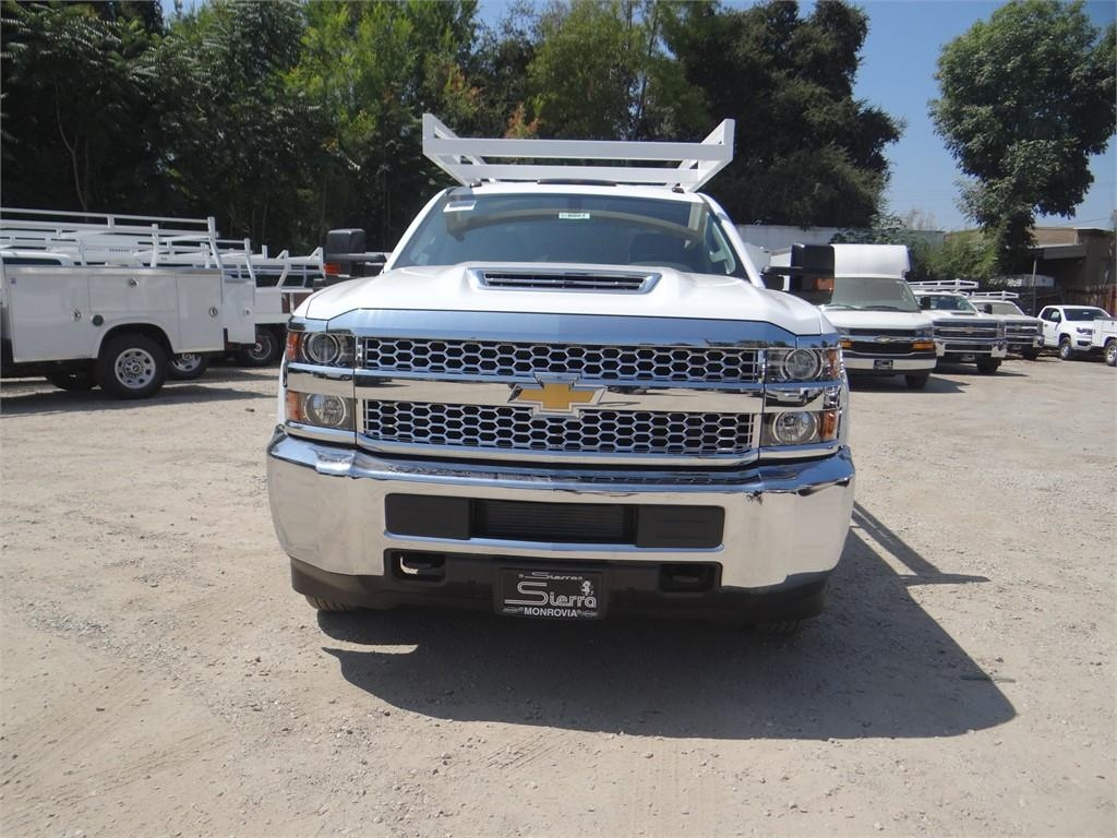 2019 Silverado 3500 Crew Cab 4x2,  Martin's Quality Truck Body Contractor Body #C158007 - photo 8