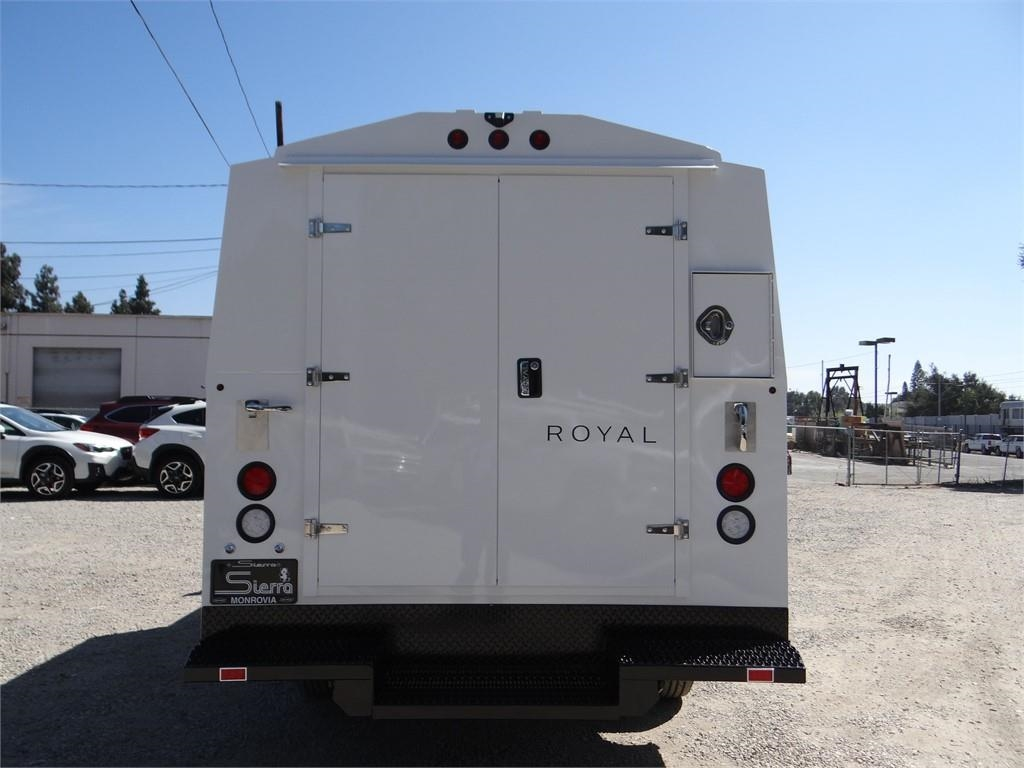 2018 Express 3500 4x2,  Royal Service Utility Van #C158022 - photo 4