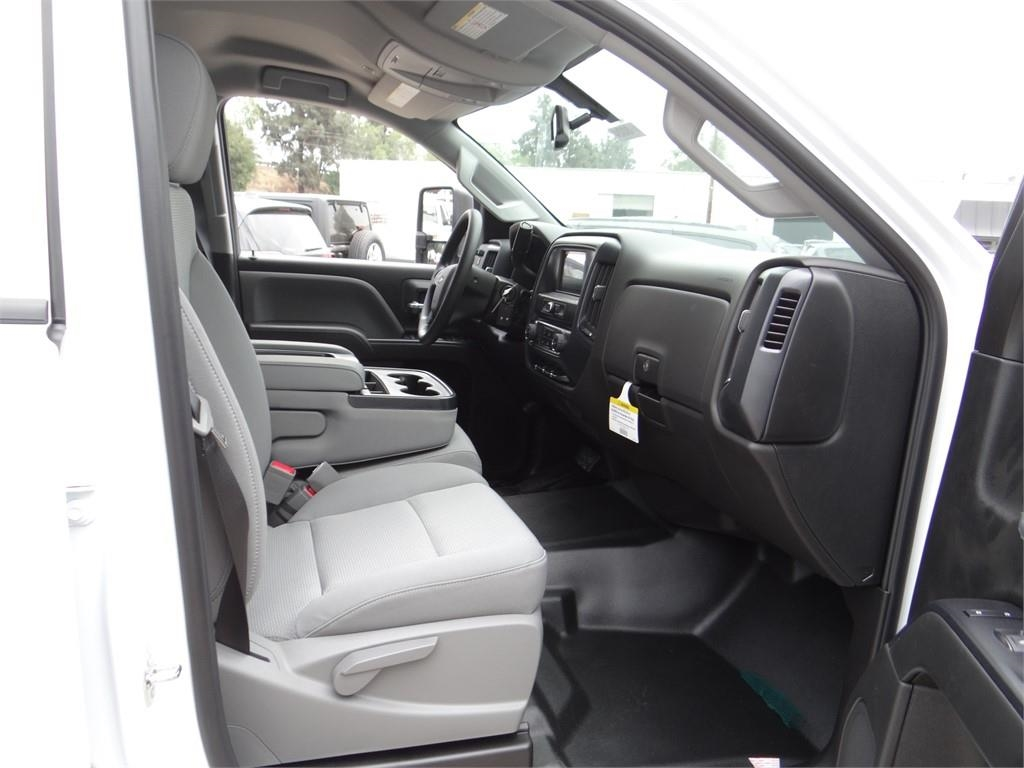 2018 Silverado 2500 Crew Cab 4x2,  Royal Service Body #C158023 - photo 26