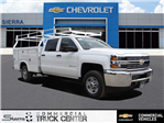 2018 Silverado 2500 Crew Cab 4x2,  Royal Service Body #C158023 - photo 1