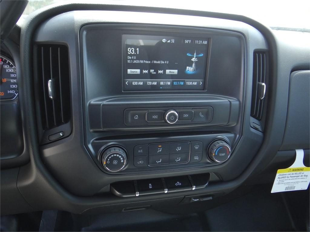 2018 Silverado 2500 Crew Cab 4x2,  Harbor Service Body #C158029 - photo 11
