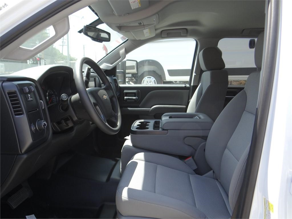 2018 Silverado 2500 Crew Cab 4x2,  Harbor Service Body #C158029 - photo 18