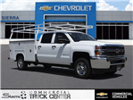 2018 Silverado 2500 Crew Cab 4x2,  Harbor Service Body #C158029 - photo 1