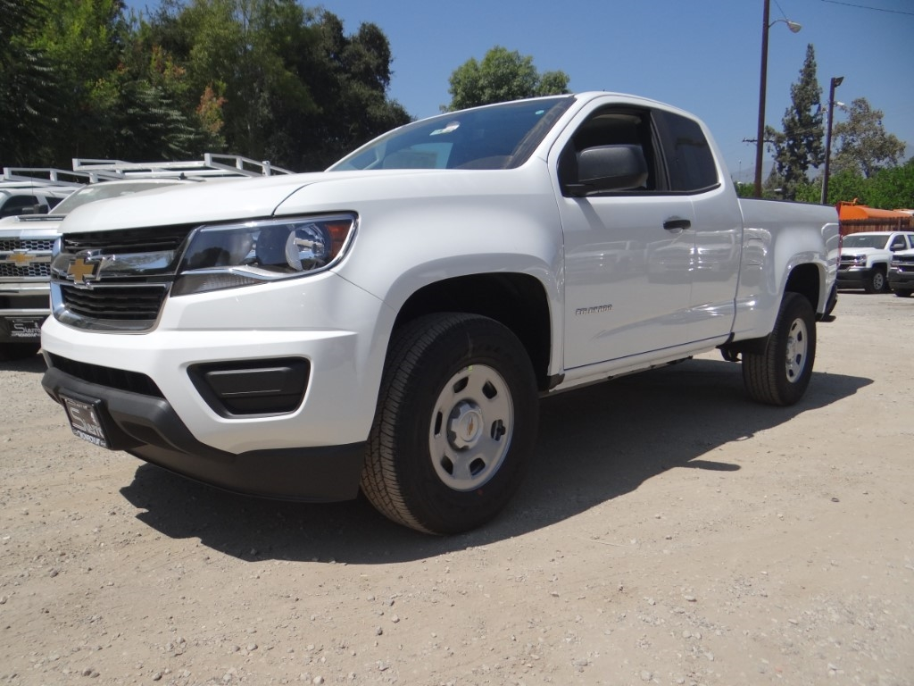 2018 Colorado Extended Cab 4x2,  Pickup #C158040 - photo 6