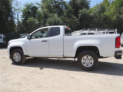 2018 Colorado Extended Cab 4x2,  Pickup #C158040 - photo 5