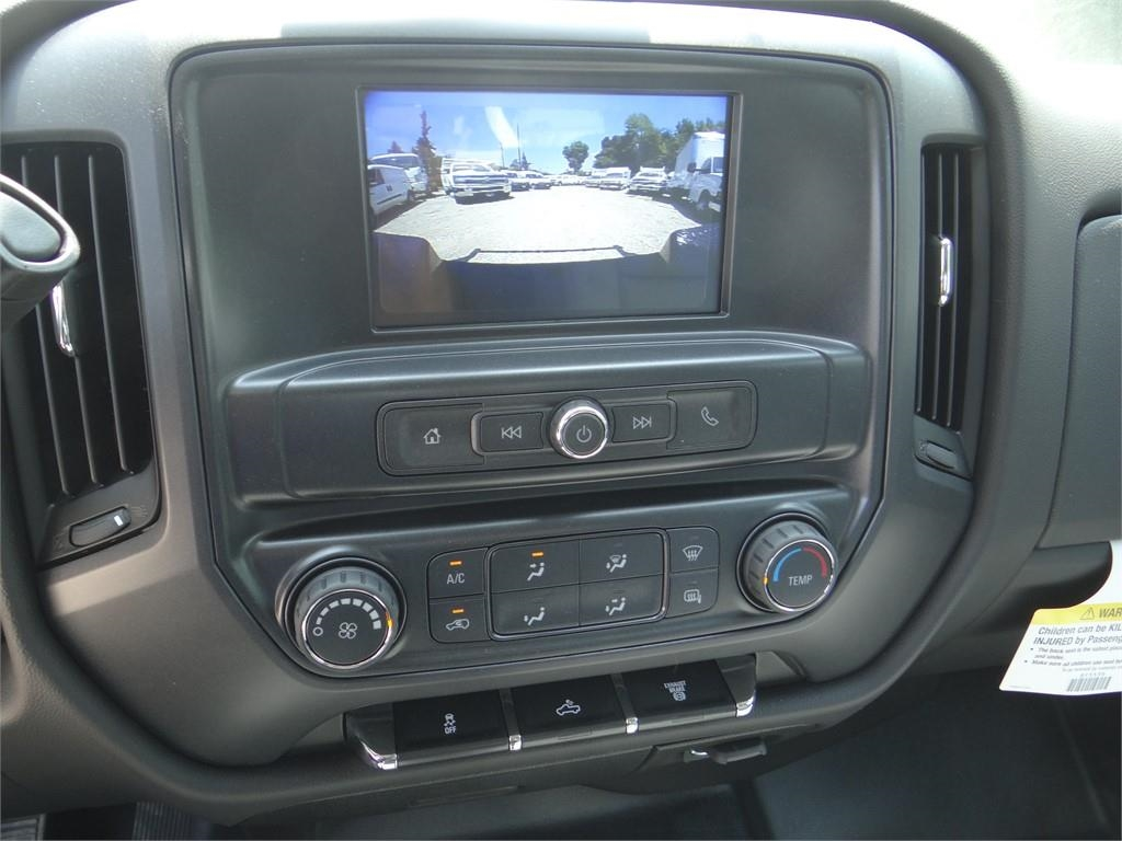 2019 Silverado 3500 Crew Cab 4x2,  Royal Service Body #C158049 - photo 11