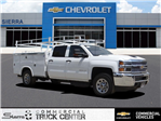 2019 Silverado 3500 Crew Cab 4x2,  Royal Service Body #C158049 - photo 1