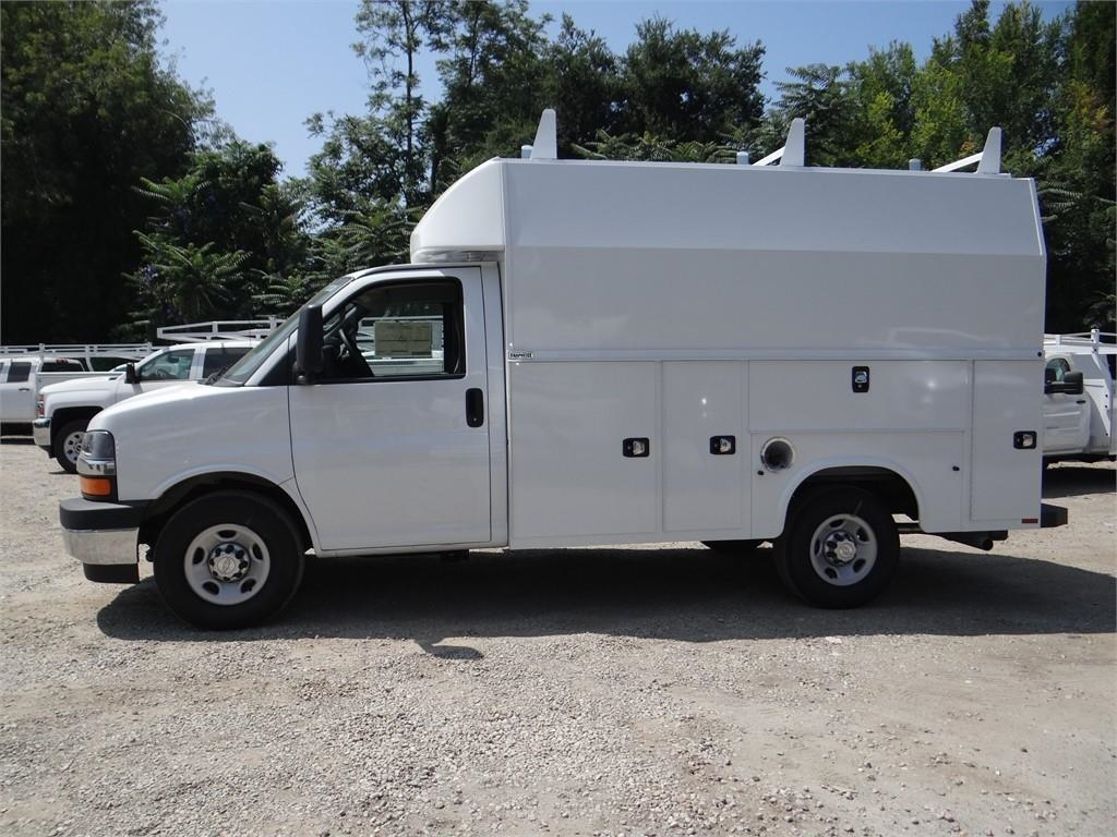 2017 Express 3500,  Knapheide Service Utility Van #C158070 - photo 6