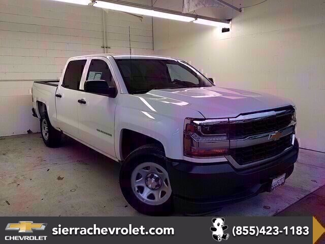 2018 Silverado 1500 Crew Cab 4x2,  Pickup #C158081 - photo 1