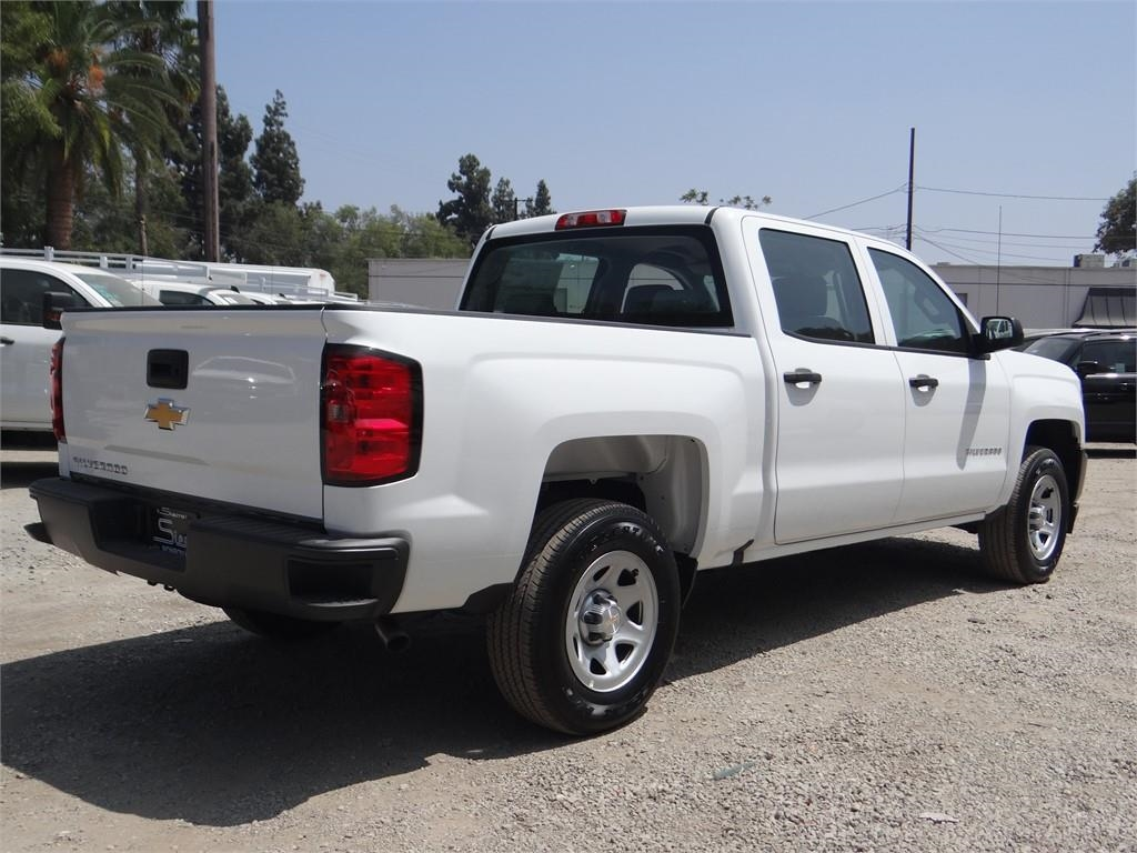 2018 Silverado 1500 Crew Cab 4x2,  Pickup #C158096 - photo 2