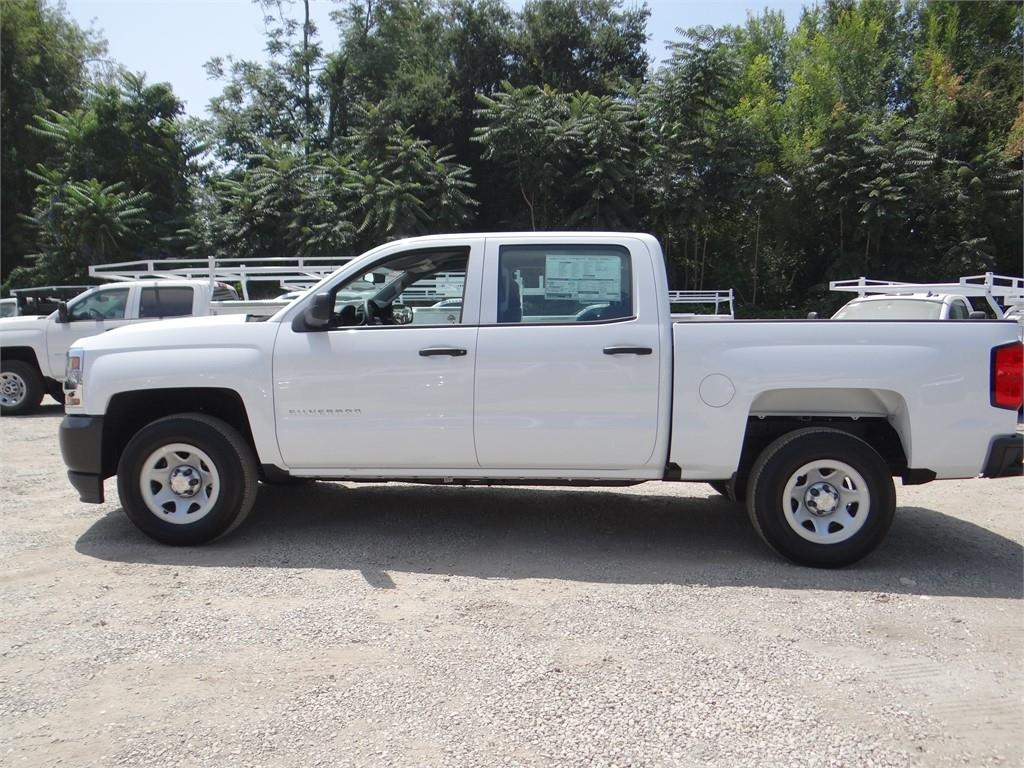 2018 Silverado 1500 Crew Cab 4x2,  Pickup #C158096 - photo 6