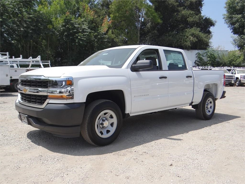 2018 Silverado 1500 Crew Cab 4x2,  Pickup #C158096 - photo 7