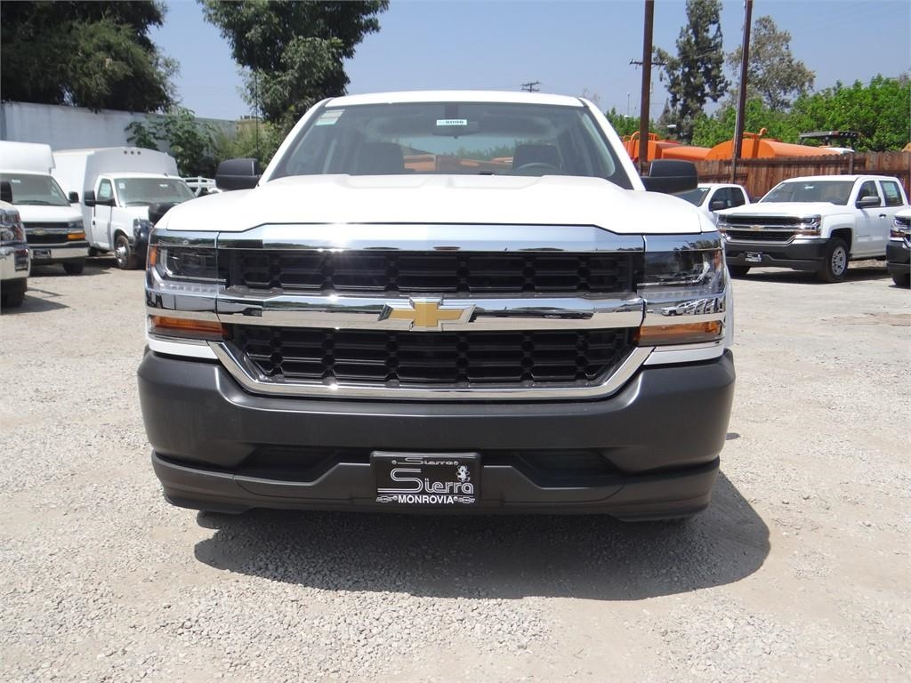 2018 Silverado 1500 Crew Cab 4x2,  Pickup #C158096 - photo 8