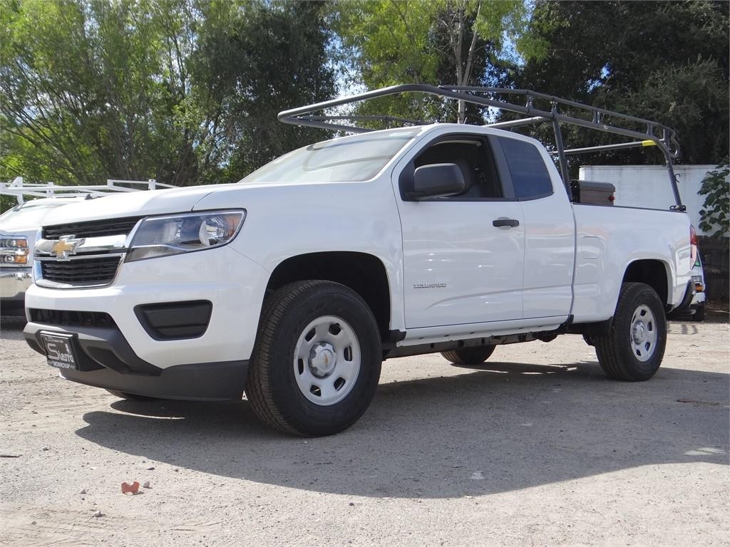 2019 Colorado Extended Cab 4x2,  Pickup #C158226 - photo 7