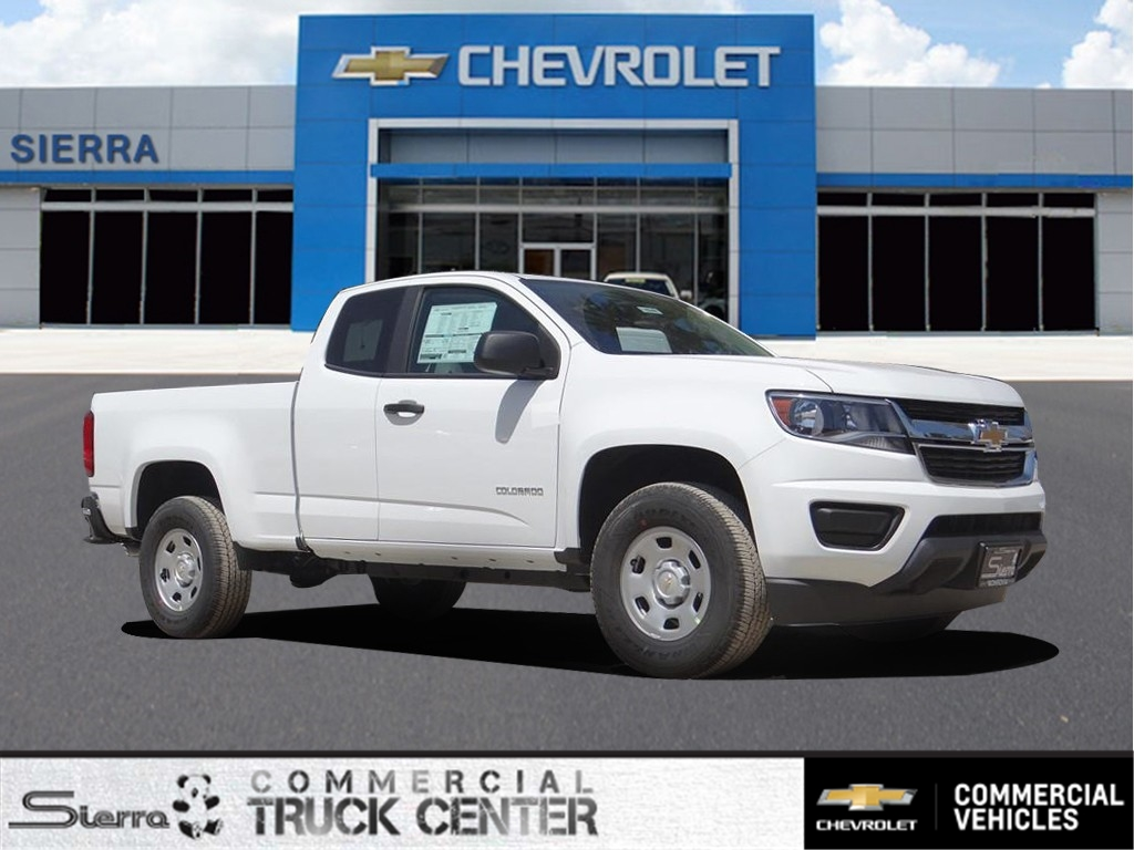 2019 Colorado Extended Cab 4x2,  Pickup #C158241 - photo 1