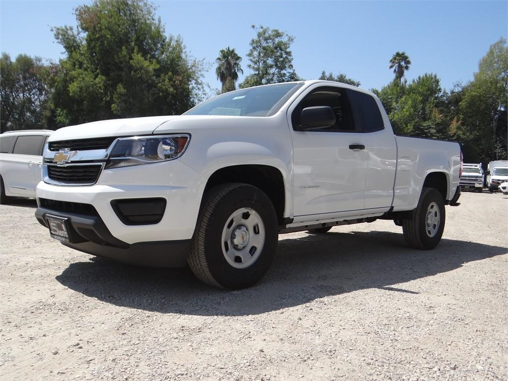 2019 Colorado Extended Cab 4x2,  Pickup #C158241 - photo 7