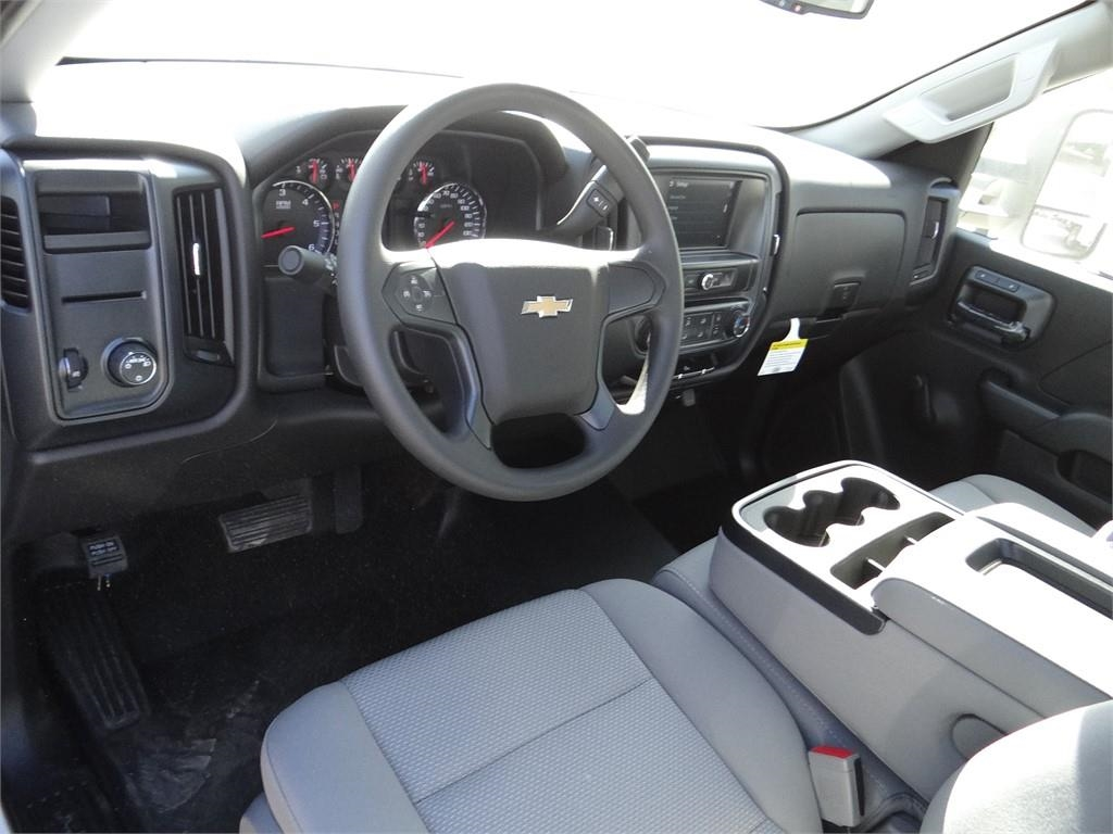 2018 Silverado 1500 Regular Cab 4x2,  Harbor Service Body #C158258 - photo 8