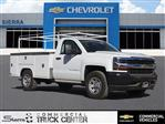 2018 Silverado 1500 Regular Cab 4x2,  Harbor Service Body #C158258 - photo 1