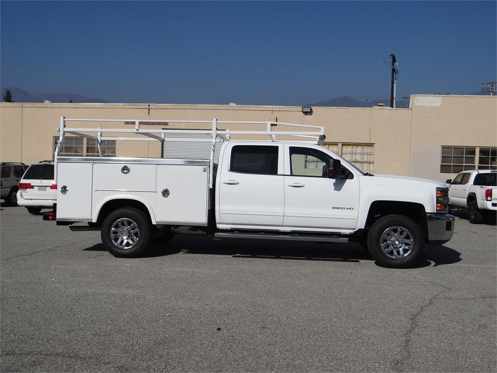 2019 Silverado 2500 Crew Cab 4x2,  Royal Service Body #C158277 - photo 3