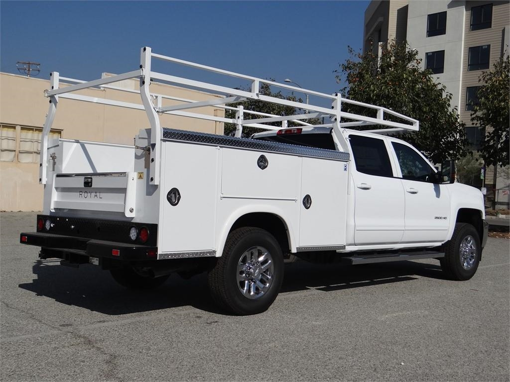 2019 Silverado 2500 Crew Cab 4x2,  Royal Service Body #C158277 - photo 2