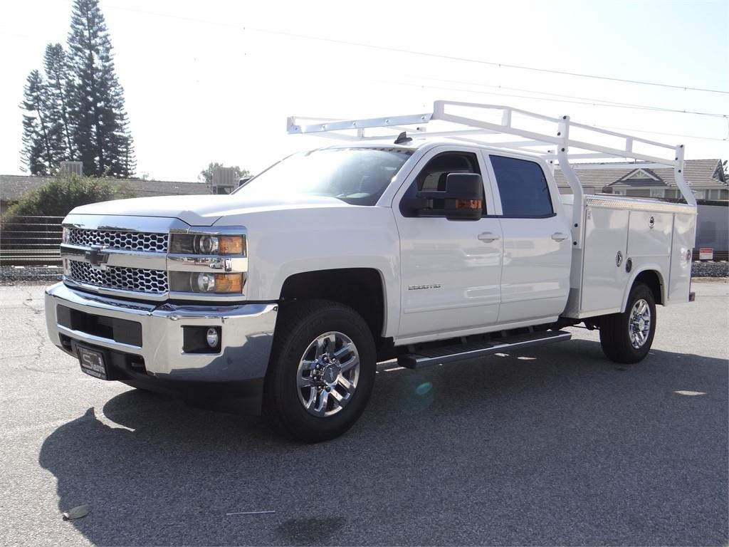2019 Silverado 2500 Crew Cab 4x2,  Royal Service Body #C158277 - photo 7