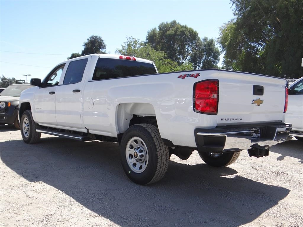 2019 Silverado 2500 Crew Cab 4x4,  Pickup #C158282 - photo 5
