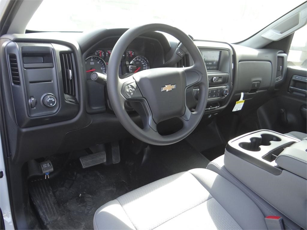 2018 Silverado 1500 Regular Cab 4x2,  Harbor Service Body #C158286 - photo 8