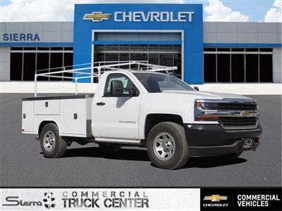 2018 Silverado 1500 Regular Cab 4x2,  Harbor TradeMaster Service Body #C158286 - photo 1