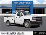 2018 Silverado 1500 Regular Cab 4x2,  Harbor Service Body #C158286 - photo 1