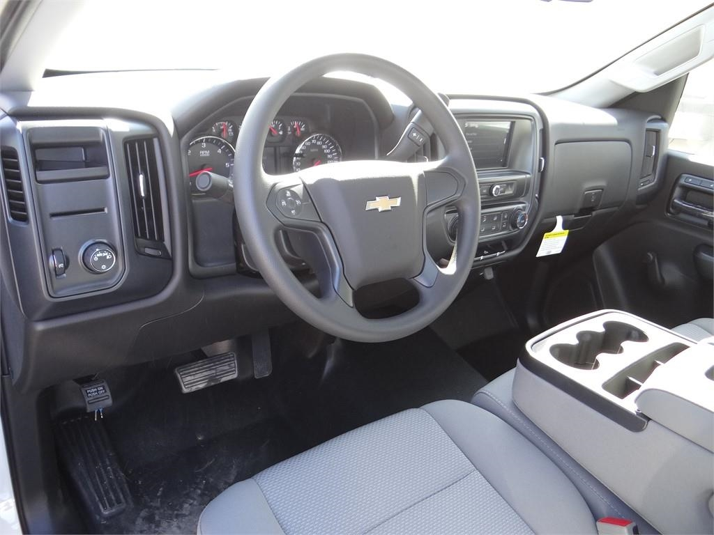 2018 Silverado 1500 Regular Cab 4x2,  Harbor Service Body #C158289 - photo 8