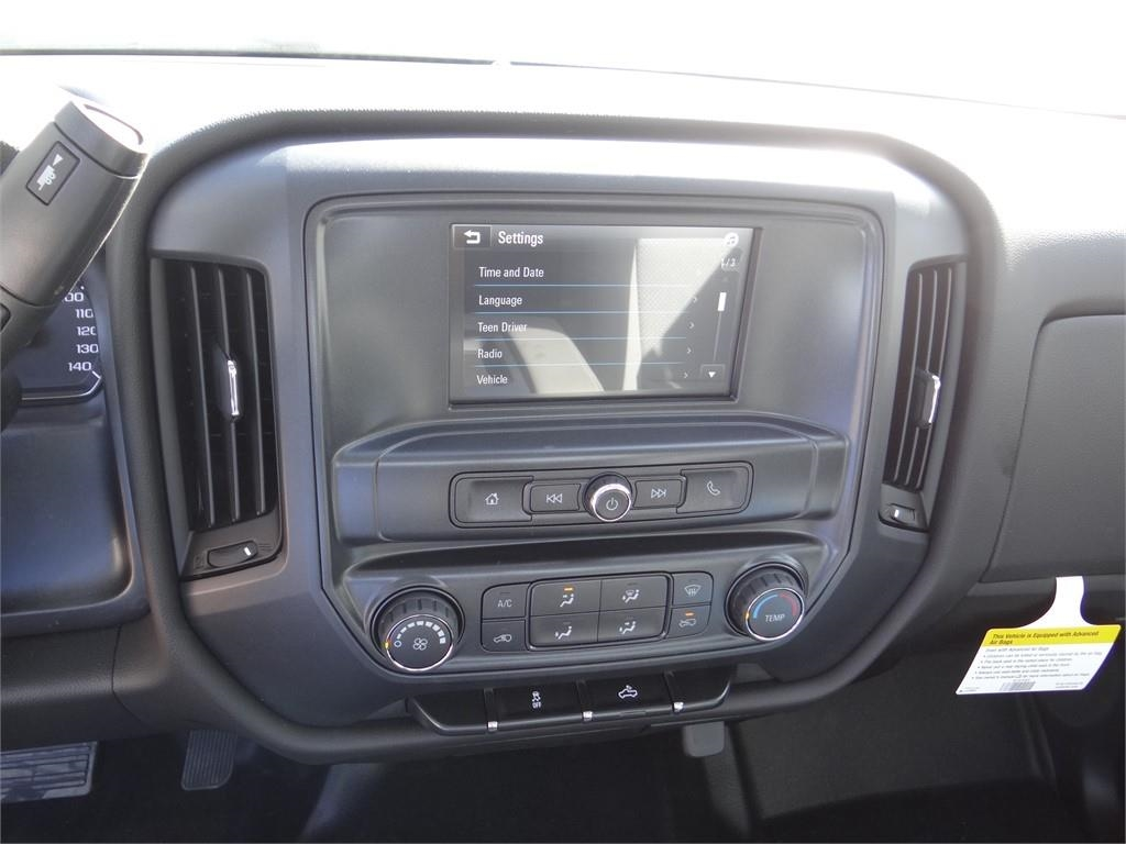 2018 Silverado 1500 Regular Cab 4x2,  Harbor Service Body #C158289 - photo 9