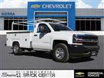 2018 Silverado 1500 Regular Cab 4x2,  Harbor Service Body #C158289 - photo 1