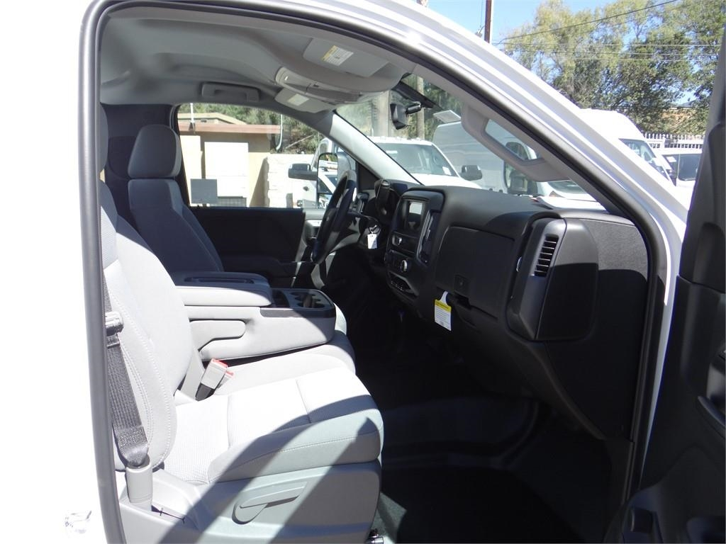 2018 Silverado 1500 Regular Cab 4x2,  Harbor Service Body #C158294 - photo 21