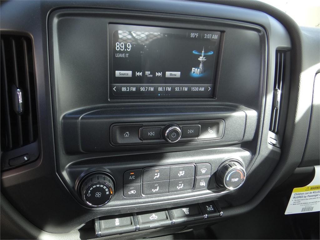 2019 Silverado 3500 Regular Cab 4x2,  Martin's Quality Truck Body Stake Bed #C158295 - photo 12