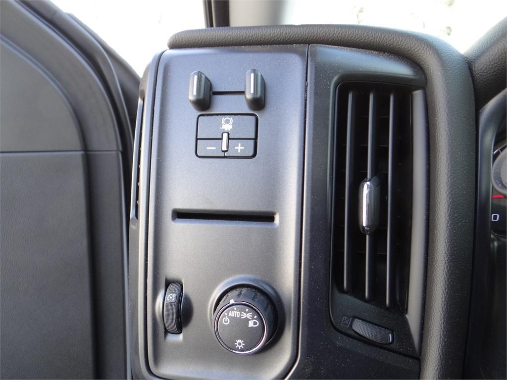 2019 Silverado 3500 Regular Cab 4x2,  Martin's Quality Truck Body Stake Bed #C158295 - photo 16