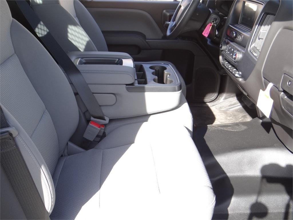 2019 Silverado 3500 Regular Cab 4x2,  Martin's Quality Truck Body Stake Bed #C158295 - photo 22