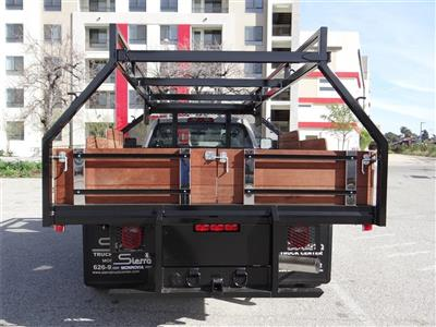 2019 Silverado 3500 Regular Cab 4x2,  Martin's Quality Truck Body Platform Body #C158295 - photo 4