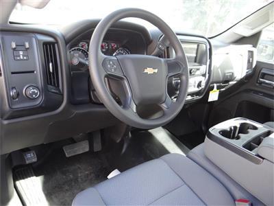 2019 Silverado 3500 Regular Cab 4x2,  Martin's Quality Truck Body Stake Bed #C158295 - photo 10
